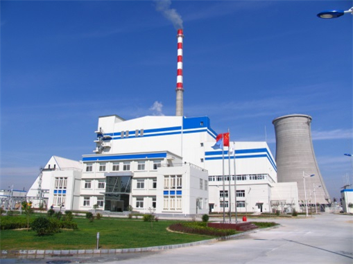 The first biomass power plant in China – DPCT/NBE Shanxian power plant