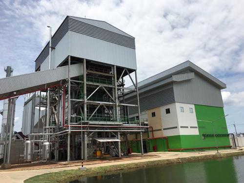 DP CleanTech announces 9 5MWe Thailand biomass plant with