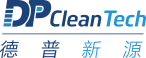 Logo of DPCleantech-Biomass and clean energy company